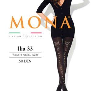Mona Ilia 33 mintás harisnya