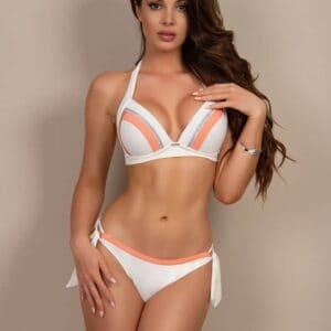 Paloma Fehér-barack bikini
