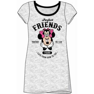 Poppy Begy Minnie Friends szürke hálóing