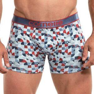Cornette kék-piros alsónadrág
