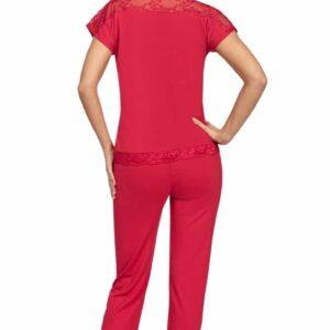 Donna Lena pizsama, málna