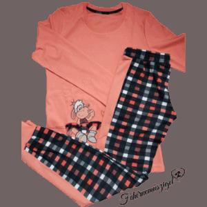 Affect narancssárga pizsama