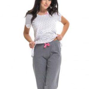 Doctor Nap pöttyös pizsama