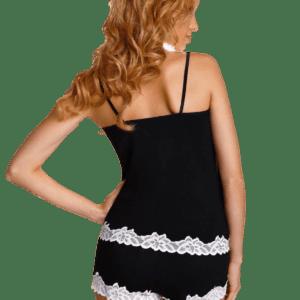 Eldar Aria pizsama, fekete