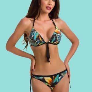 Paloma tropical 1 bikini