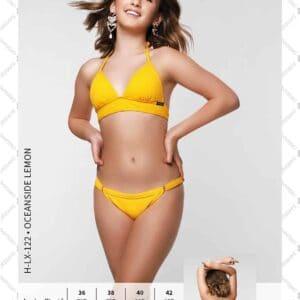 Origami Oceanside Lemon bikini