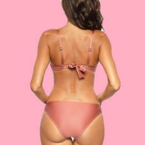 Marko Lucinda Anfora extra push-up bikini, rosegold