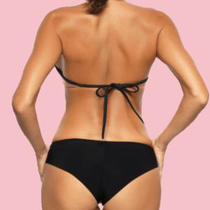 Marko Finezja Anfora top fazonú bikini, rosegold