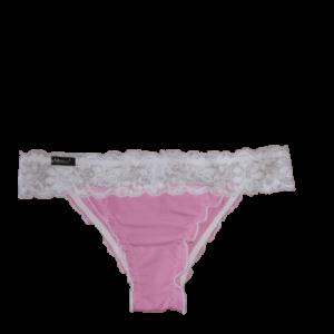 Barones Salsa féltanga, rózsaszín-fehér
