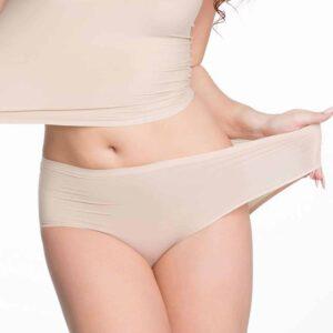 Julimex Flexi one-maxi alakformáló alsó, testszínű