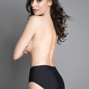 Julimex Slim All Day női alsó, fekete