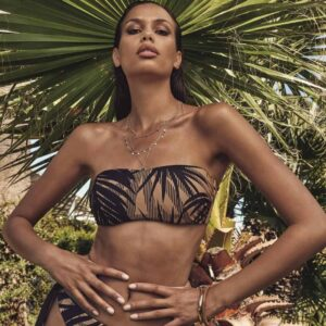Vacanze Italiane bandeau bikini